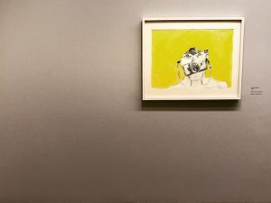 Maria Lassnig: Dialogues (from the later years). Albertina Museum