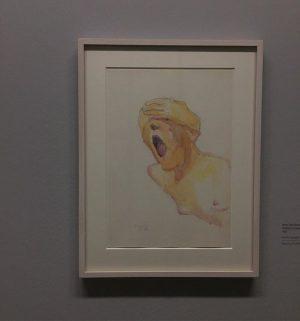 Lassnig, Untiteld Albertina Museum