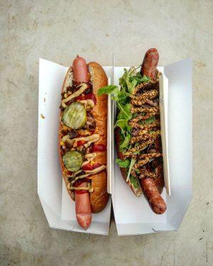 Kimbo Dogs :) . . . . #sunday #sundays #hotdog #kimbodog #vienna #vienna_city #viennaeats #food #foodstagram #fastfood...