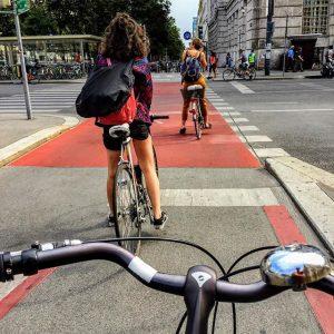 #haveaniceday #cycling #Vienna #fahrradwien #wienliebe #igersvienna ☺️🚲 Schottentor