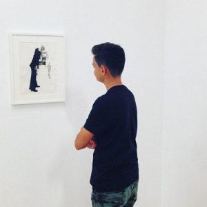 Sebastian und die feministische Avantgarde #mumok #jugendfrei #tuesday Mumok, Museum of Modern Art, in Vienna.