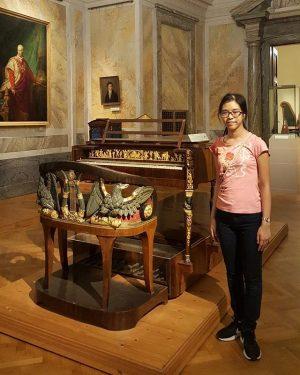 Historical Music Instrument Museum at Neue Burg Neue Burg