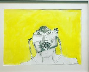 Maria Lassnig at the Albertina, most wonderful graphic exhibition in years, that is so unapologetically relevant and...