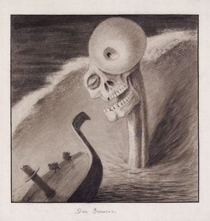 ALFRED KUBIN - only until sept 4th! / #leopoldmuseum #wien #vienna #museum #art #kunst #exhibition #kubin #knapp...
