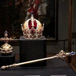 Trésor impérial #vienne #tresor #couronnes Imperial Treasury, Vienna