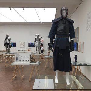 When #art equals #productpresentation #visualmerchandising #installation #exhibition about the #performance art of #janfabre #leopoldmuseum #wien #vienna