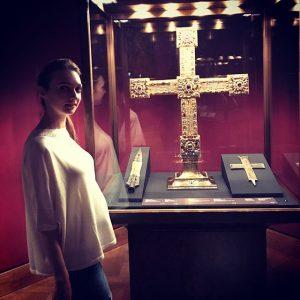 #vienna#museums#austria Imperial Treasury, Vienna
