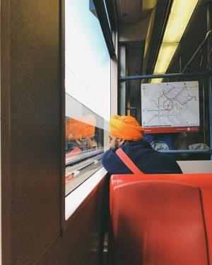 dreamy subwayride. #urban #diversity #vienna #lovelovelove Alser Straße (U-Bahn-Station)