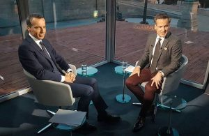 Bundeskanzler Christian Kern ist heute bei Tarek Leitner beim letzten Sommergespräch in diesem Jahr - 21:05, ORF2...