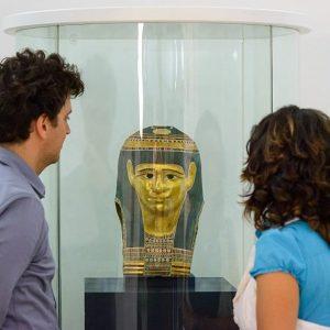 📜Die Sanierungsarbeiten im Papyrusmuseum sind abgeschlossen🙌 Ab heute können Sie wieder antike Papyri, mittelalterliche Handschriften undandere faszinierende...