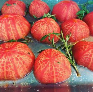 Drying tomato 🍅 #kussmaul #dontpanicitsorganic #vienna #viennaeats #foodporn #foodblogger #foodies #ditschko #geil #geilescheiße #winebar #wien #wienisst #japan...