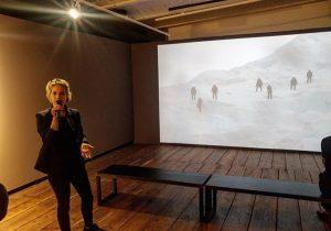 #VerenaKasparEisert #visionofnature #mathiaskessler #erzberg KUNST HAUS WIEN. Museum Hundertwasser