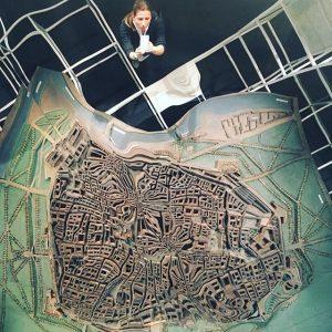 Wien von oben - hab alles im Blick. Vor allem die Innenstadt! Im Ersten erscheint am 23.9....