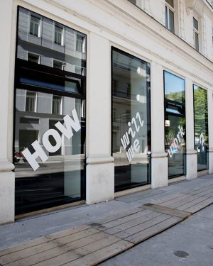ONLY UNTIL 27 September: #howwillwework @angewandteinnovationlab The #exhibition interrogates the status quo, contributes to the wider public...