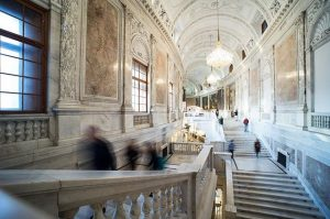 Today and tomorrow The Neue Burg will be part of @open_house_wien 🤗 'OPEN HOUSE VIENNA– Architecture for...