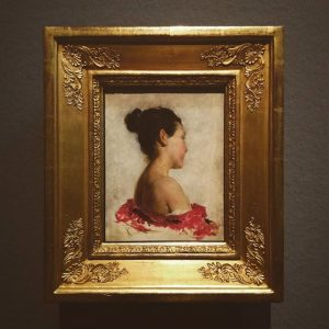 'FRANZ RUMPLER' #franzrumpler @leopold_museum #leopoldmuseum #frauenbilder #shoulder