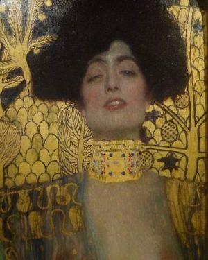 #gustavklimt #original одна з його робіт, до якої неможливо підійти у #бельведер ському палаці Belvedere Museum