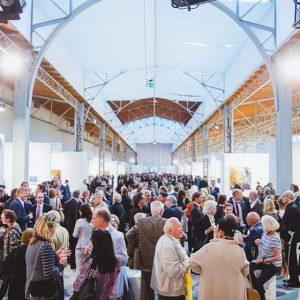 @viennacontemporary - Nur noch eine Woche dann steht die Marx-Halle wieder im Zeichen zeitgenössischer Kunst! #kunstmesse #wienticket...