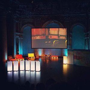 #Mobilitätspreis2017 #klimaverträglich #mobil #innovation #bildung #mobility #vcö Theater ODEON