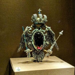 La cosa più sobria del tesoro imperiale #fuckipovery #chissàaquantiviaggiingiapponecorrispondequestocoso Imperial Treasury, Vienna