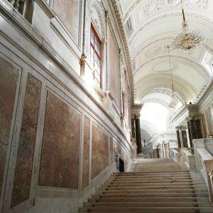 Neue Burg, Erweiterung der Hofburg, ab 1869, Gottfried Semper & Carl von Hasenauer #archilovers #openhouse17 #imperialvienna #semper...