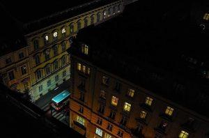 #wienliebe von oben Hochhaus Herrengasse