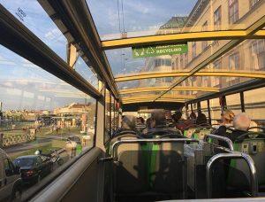 Экскурсионный автобус Hop on Hop off в Вене#чтоможетбытьлучше Vienna, Austria