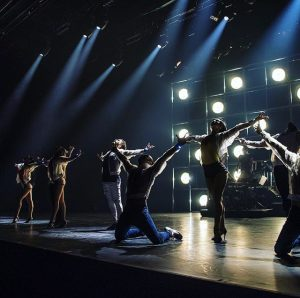 TOI TOI TOI für die heutige Premiere von @breakthetango 😉 Noch bis Sonntag könnt ihr die Tanzshow...