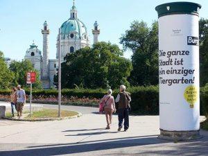 Kein Wunder bei all' den Elefantenrunden... *** #derrüssel #burgtheater #kampagne #NeueSpielzeit #abojetzt #elefantenrunde #dietieresindlos #outdoor #burg #unterwegs...