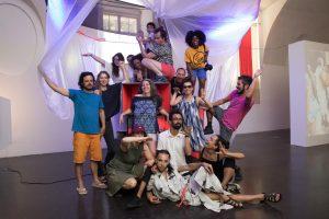 Die Brasilianer sind da! Aber nur mehr dieses Wochenende mit d. @Q21_vienna Ausstellung ...