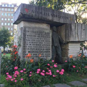 #memorial #Holocaust #viena Vienna, Austria