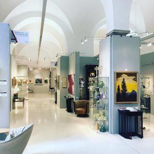In paar Minuten findet unsere #vernissage statt. #kunstmesse #igersvienna #messe #kauf Fair for Art Vienna
