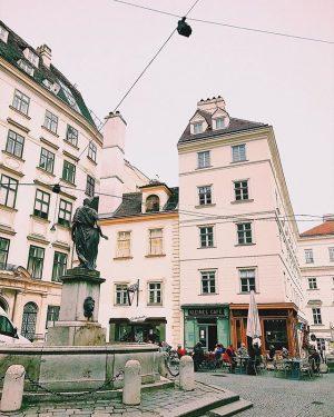 📌 Kleines Café: excelente lugar para sentar, admirar Viena e degustar um delicioso ...