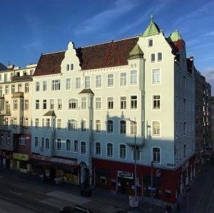Morning Glory an der Alserstraße ☀️ #stadtbekannt #wienerwacht #stadtbekanntunterwegs #skylineschatten Alser Straße