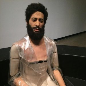 This was... Goshka Macuga at @kunsthallewien Wien #goshkamacuga #kunsthallewien #kunsthallewienmuseumsquartier #museumquartier #mq21 #mqwien #vienna #wien #howtolivetogether #HTLT