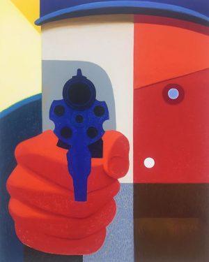 Shooter 2 #NicoleEisenman #wienersecession #viennasecession #wien #vienna Vienna Secession
