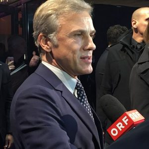 #christophwaltz bei der #viennale #viennale2017 #tribute #star #hollywood #film #movie #downsizing Gartenbaukino
