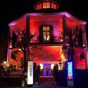 #viennale Lusthausfest!! #picoftheday #vienna #wien #austria #party #restaurant