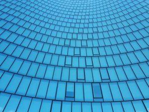 #windows #blue #bluesky #waves #building #abstract #architecture #architect #wien🇦🇹 #vienna #wien #igersaustria #igersvienna #lookingup #skyporn #skyhigh #architecturephotography...