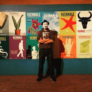 #anonymousiswatching #pseudoanonymous #viennale #posing MQ – MuseumsQuartier Wien