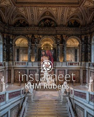 INSTAMEET KHM RUBENS We are happy to announce an #emptymuseum instameet in cooperation with @kunsthistorischesmuseumvienna! The Kunsthistorisches...