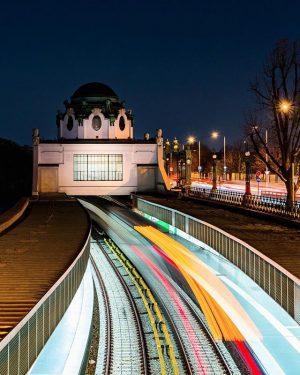Otto Wagner Hofpavillon Hietzing / Kaiser Franz Joseph's own railway station! / Now a #wienmuseum location /...
