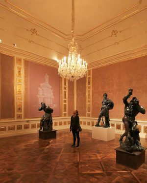 A location to remember 🔺 Being renown as an exceptional exhibition location, the Winterpalais has hosted a...