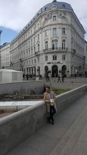 #Beč #tamo #gdje #pripadamo Vienna, Austria