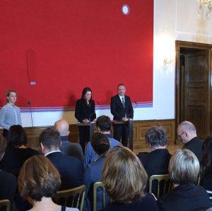@renakonrad kuratiert Österreichs Beitrag zur 16. Architekturbiennale 2018 in Venedig. Wie sie gerade in Wien erklärt, wird...