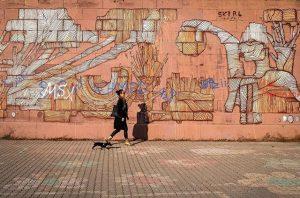 Life into street art #huk2017 Donau Kanal