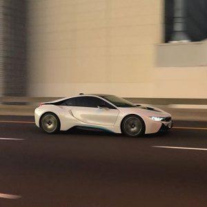 Einsteigen. Anschnallen. Mit dem #BMWi8 von 0 auf 100 in 4,4 Sekunden. #BMWirepost @arashaessner #BMWi