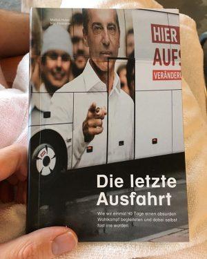 Superspannendes Buch vom @fleisch_magazin - und so anders als das Martin Schulz Porträt im Spiegel. Dort gings...