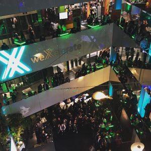 #wexelerate #vienna #wien #austria #startup #openingevent #fridaynight weXelerate