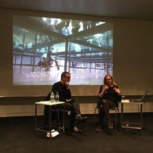 Susanne Pfeffer und Nicolaus Schafhausen im Gespräch über den Deutschen Pavillon auf der #labiennaledivenezia2017 , Anne Imhof...
